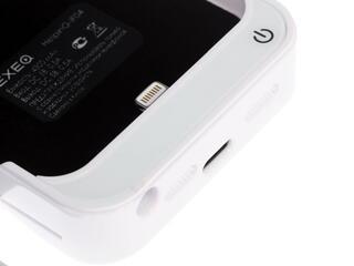 Чехол-батарея Exeq HelpinG-iF04 белый