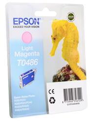 Картридж струйный Epson T0486