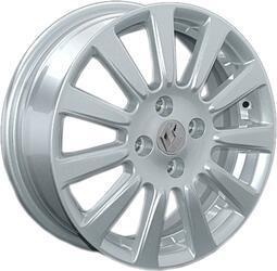 Автомобильный диск Литой Replay RN104 5,5x15 4/100 ET 36 DIA 60,1 Sil