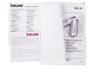 Эпилятор Beurer HLE40