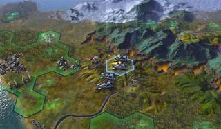Игра для ПК Sid Meier's Civilization: Beyond Earth