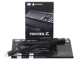 Клавиатура CoolerMaster Trigger Z