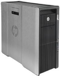 ПК HP Z820 Xeon E5-2630 v2 (2.6)/2x4Gb/1Tb 7.2k/DVDRW/MCR/Win 7 Prof 64/клавиатура/мышь/Air Cooling/LIC WIN8