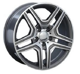 Автомобильный диск литой Replay MR67 9x21 5/112 ET 53 DIA 66,6 GMF