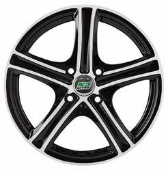 Автомобильный диск Литой Nitro Y9129 7x17 5/115 ET 44 DIA 70,1 BFP
