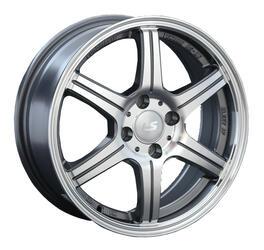 Автомобильный диск литой LS 176 6,5x16 5/114,3 ET 45 DIA 73,1 SF