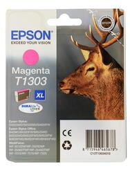Картридж струйный Epson T1303 (XL)