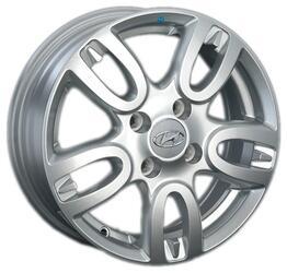 Автомобильный диск Литой Replay HND100 5,5x14 4/100 ET 46 DIA 54,1 Sil