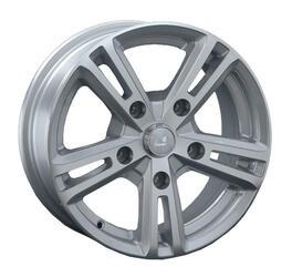 Автомобильный диск Литой LS 291 6,5x15 5/139,7 ET 40 DIA 98,5 GMF