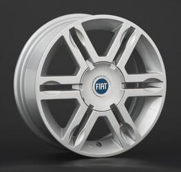 Автомобильный диск Литой Replay FT1 5,5x14 5/114,3 ET 44 DIA 58,1 Sil