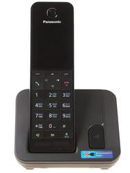 Телефон беспроводной (DECT) Panasonic KX-TGH210RUB