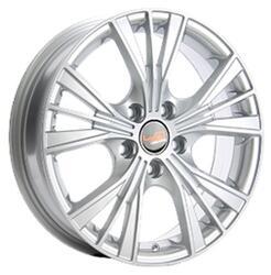 Автомобильный диск Литой LegeArtis Concept-OPL507 6,5x16 5/110 ET 37 DIA 65,1 Sil