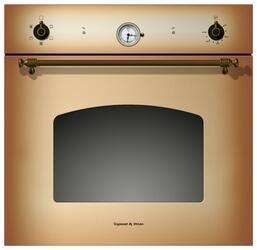 Электрический духовой шкаф Zigmund & Shtain EN 68.511 D