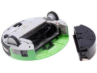Пылесос-робот Tesler Trobot-655 зеленый