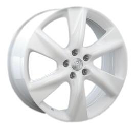 Автомобильный диск литой Replay INF14 9,5x21 5/114,3 ET 50 DIA 66,1 White