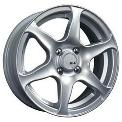 Автомобильный диск Литой K&K Форвард 6x14 4/100 ET 35 DIA 67,1 Сильвер