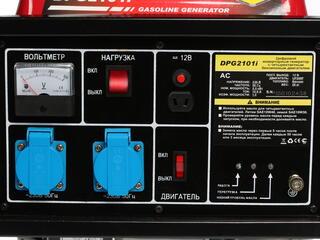 Инверторный электрогенератор DDE DPG2101i