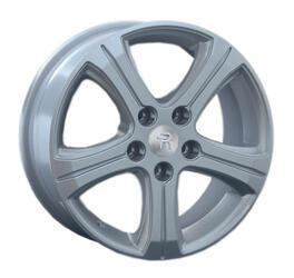 Автомобильный диск литой Replay PG30 6,5x16 5/112 ET 38 DIA 57,1 Sil