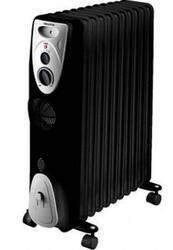 Масляный радиатор Marta MT-2421 черный