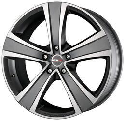 Автомобильный диск литой MAK Fuoco 5 9,5x19 5/120 ET 35 DIA 76 Ice Titan