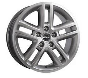 Автомобильный диск  K&K Эспада 7x16 5/112 ET 40 DIA 66,6 Блэк платинум