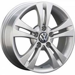 Автомобильный диск литой Replay VV31 6x15 5/114,3 ET 40 DIA 66,1 Sil