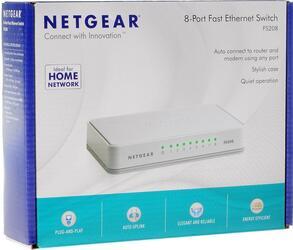 Коммутатор Netgear FS208-100PES