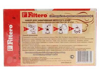 Фильтры с пуровером Filtero