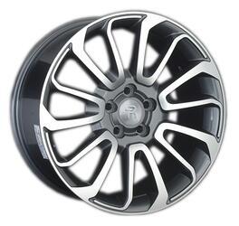 Автомобильный диск литой Replay LR39 9,5x22 5/120 ET 49 DIA 72,6 GMF