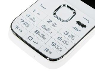 Сотовый телефон DEXP Larus TV1 белый