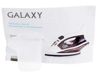 Утюг Galaxy GL 6116 коричневый