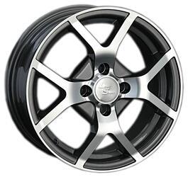 Автомобильный диск Литой LS 243 6x14 4/100 ET 40 DIA 73,1 GMF