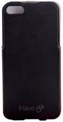 Чехол для телефона Belsis для iPhone5 флип, черный