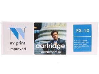 Картридж лазерный NV Print FX-10