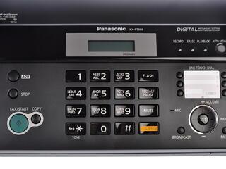 Факс Panasonic KX-FT988RUB