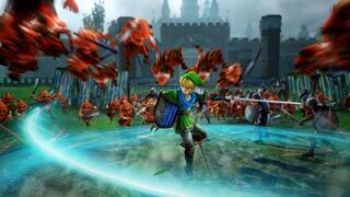 Игра для Wii U Hyrule Warriors