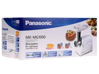 Мясорубка Panasonic MK MG1000 белый