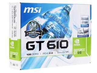 Видеокарта MSI GeForce GT 610 [N610-1GD3H/LPV1]