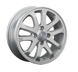 Автомобильный диск Литой Replay HND26 5,5x14 4/100 ET 46 DIA 54,1 Sil