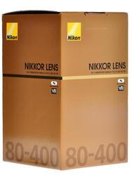 Объектив Nikon AF-S 80-400mm F4.5-5.6 G ED VR Zoom-Nikkor