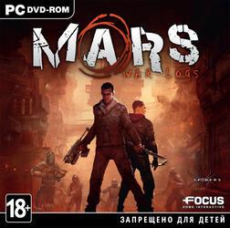 """[164968] Игра """"Mars: War Logs (русские субтитры)"""" DVD"""