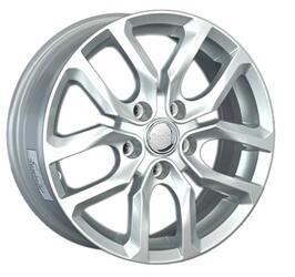 Автомобильный диск литой Replay NS121 6,5x16 5/114,3 ET 50 DIA 66,1 Sil