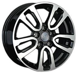 Автомобильный диск литой Replay NS123 6,5x16 5/114,3 ET 40 DIA 66,1 BKF
