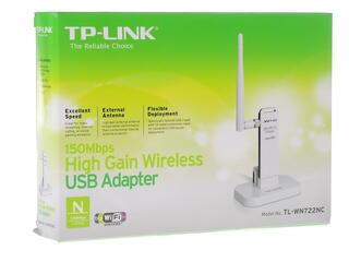 Wi-Fi  адаптер TP-LINK TL-WN722N