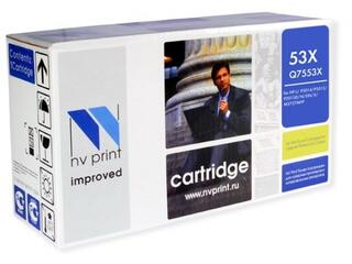 Картридж лазерный NV Print Q7553Х