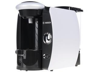 Кофемашина Bosch TAS 4011EE Tassimo белый