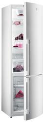 Холодильник с морозильником Gorenje RK 68 SYW2 белый