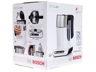 Электрочайник Bosch TWK 8611 белый