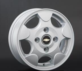 Автомобильный диск Литой Replay GN7 5,5x14 4/100 ET 45 DIA 56,6 Sil