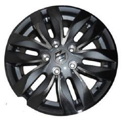 Автомобильный диск литой Replay SZ31 6,5x16 5/114,3 ET 45 DIA 60,1 BKF